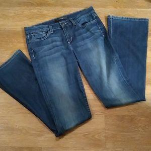 Joe's Jeans The Rocker flare fit, 28